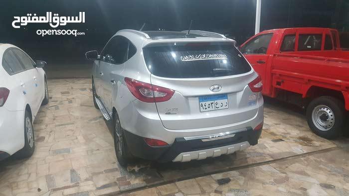 For sale Hyundai Tucson car in Cairo