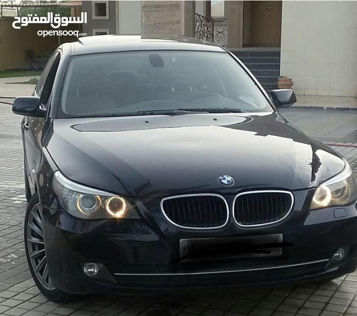 BMW 520 car for sale 2010 in Tripoli city