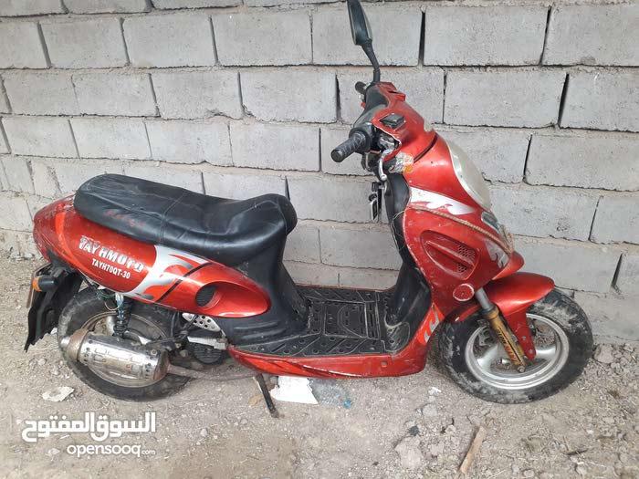 دراجة نارية تاه موتو للمراوس