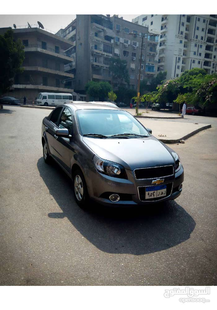 Aveo 2018 for rent
