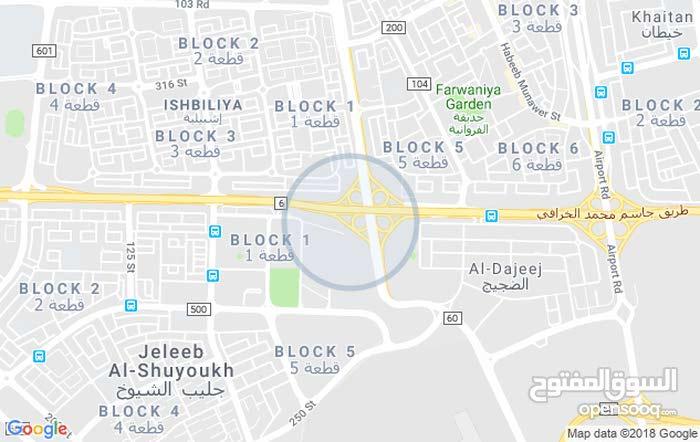 apartment in Farwaniya Jleeb Al-Shiyoukh for rent