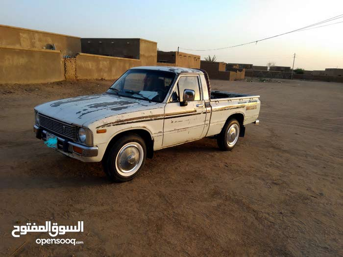 For sale Hilux 1988