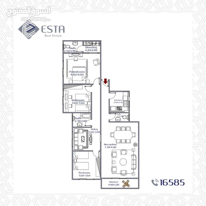 apartment for sale Second Floor