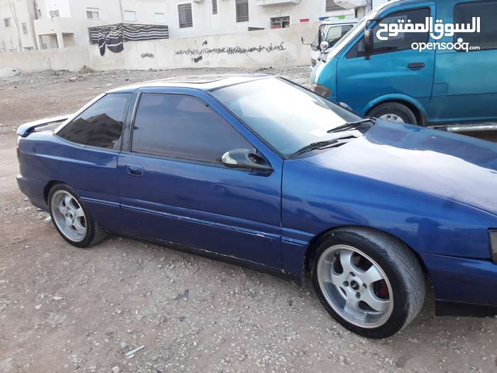 Hyundai Scoupe made in 1992 for sale
