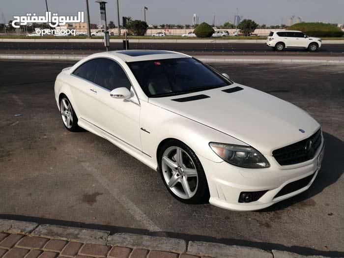 Mercedes CL63 full option 2008