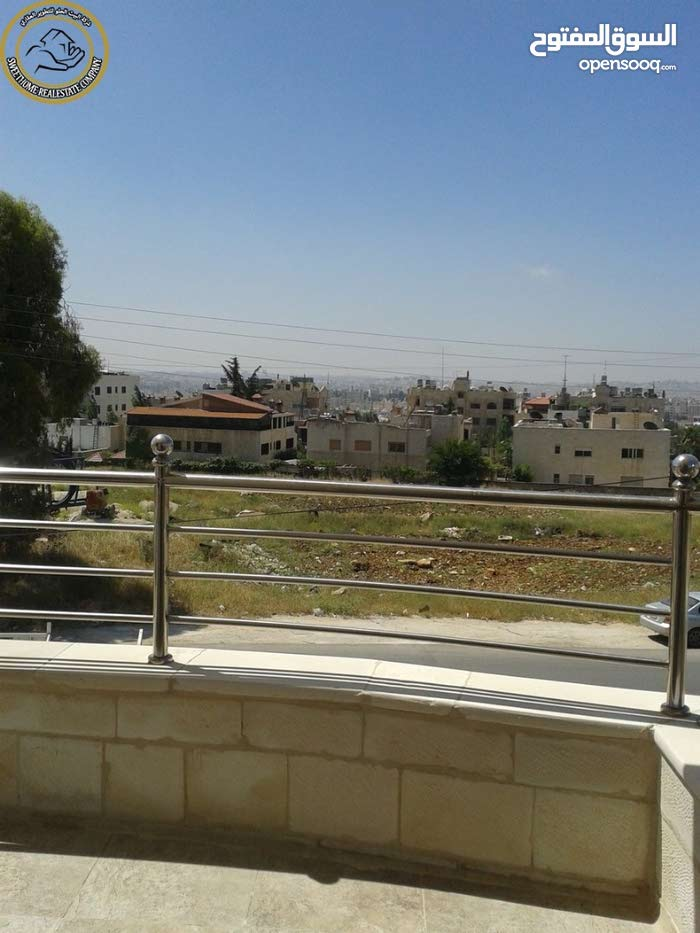 First Floor  apartment for sale with 3 rooms - Amman city Dahiet Al Ameer Rashed