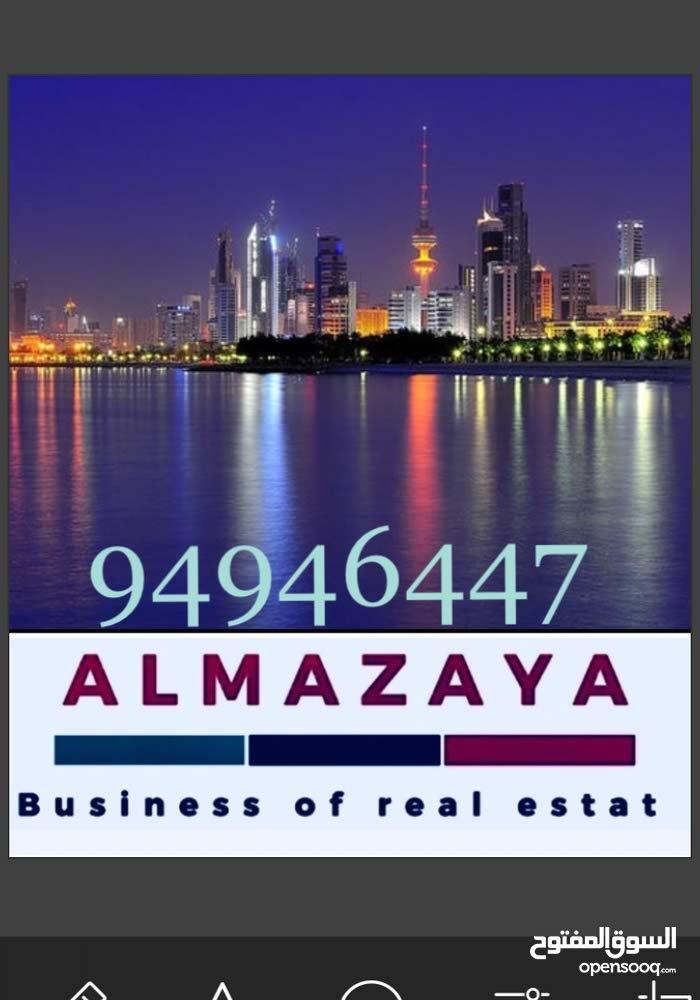 Saad Al Abdullah neighborhood Al Jahra city - 170 sqm apartment for rent