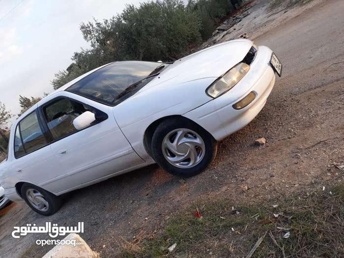 White Kia Sephia 1996 for sale