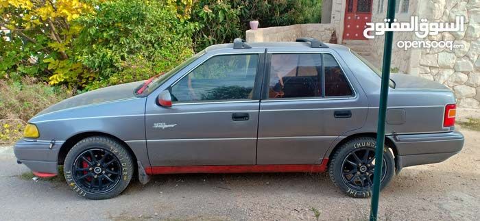 Hyundai Excel car for sale 1993 in Irbid city