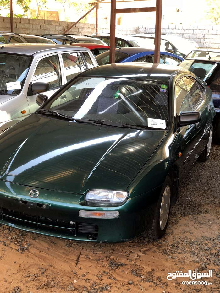 Mazda 323 made in 1997 for sale