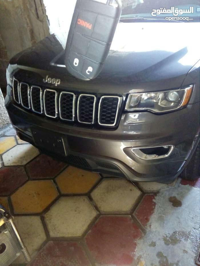Jeep Grand Cherokee 2017 in Baghdad - Used