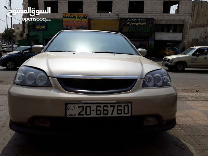 Honda Civic 2002 For Sale In Amman