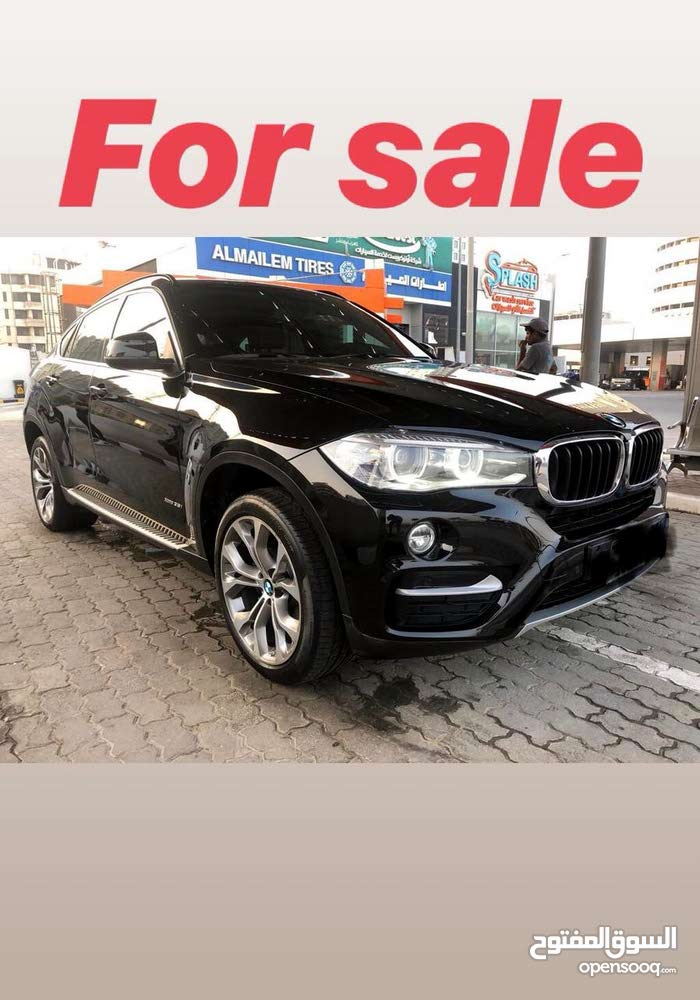 2016 Used X6 with Automatic transmission is available for sale