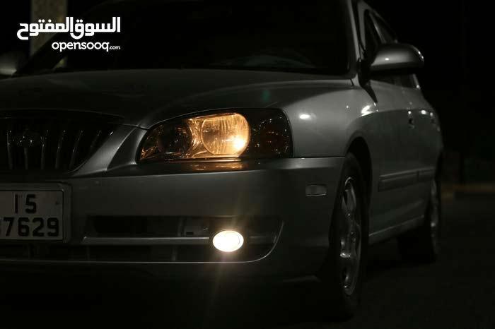 Hyundai Avante 2004 For sale - Silver color