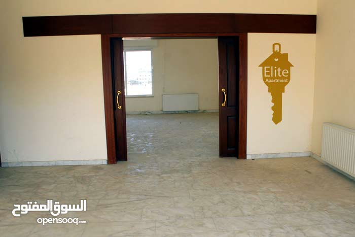 شقه طابق ثاني للبيع في الاردن - عمان - تلاع العلي بمساحه 430 متر