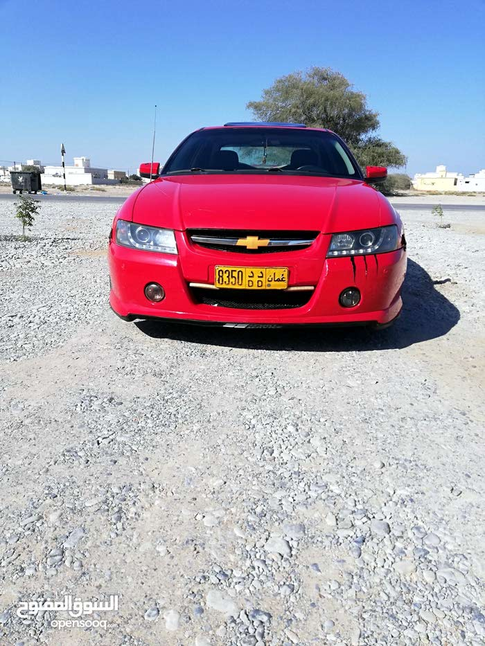Chevrolet Lumina 2006 For sale - Red color