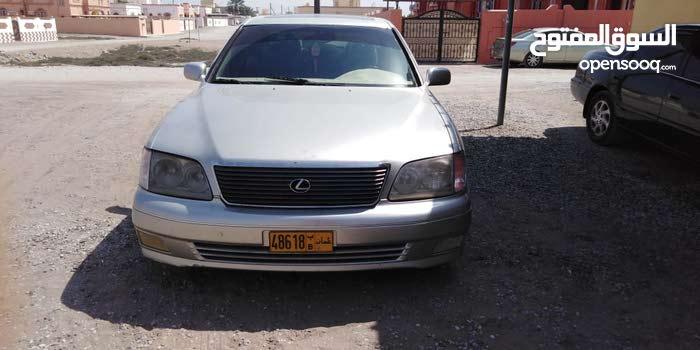 Lexus LS 2000 For sale - Grey color