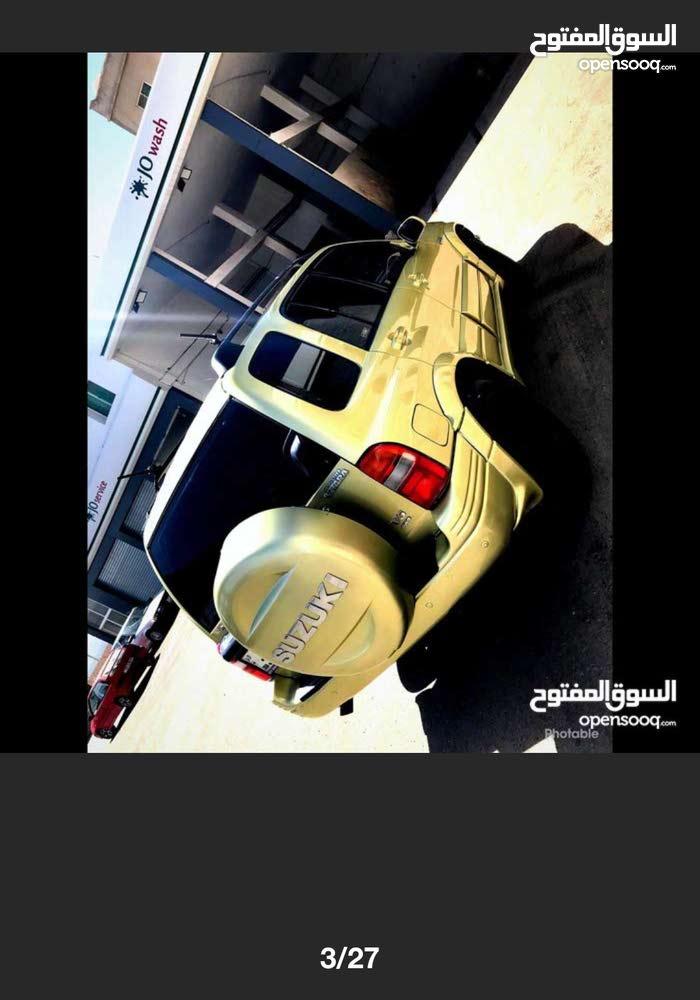 Used Suzuki Grand Vitara 2000
