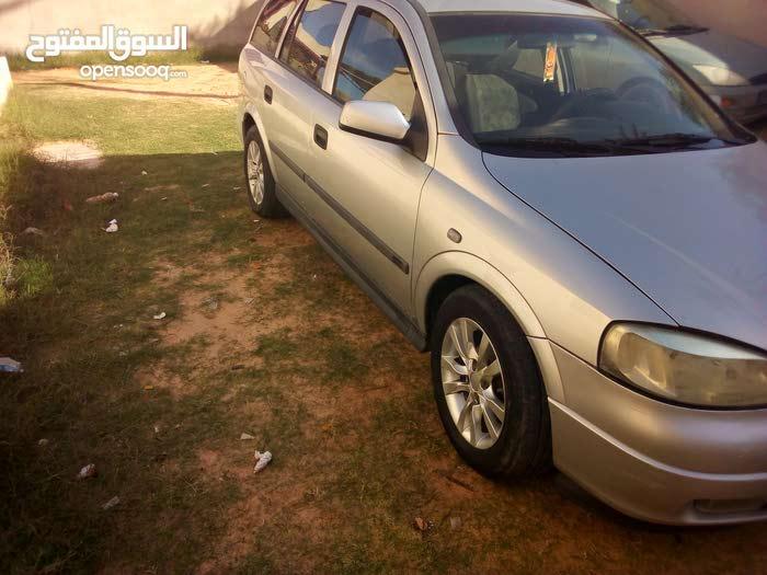 Used Opel 2001