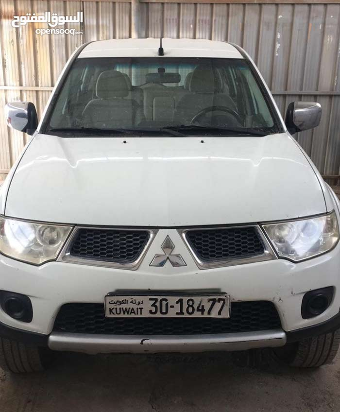 2012 Used Pajero Sport with Automatic transmission is available for sale