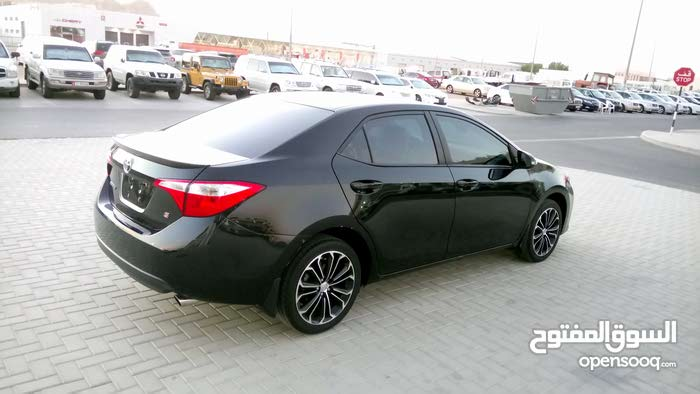 For sale Toyota Corolla car in Al Ain