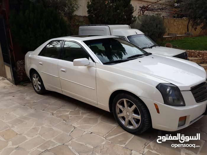 """Cadillac CTS 2005 بحالة جيدة جدا"""""""