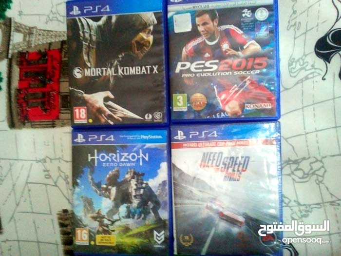 Used Playstation 4 up for immediate sale in Benghazi