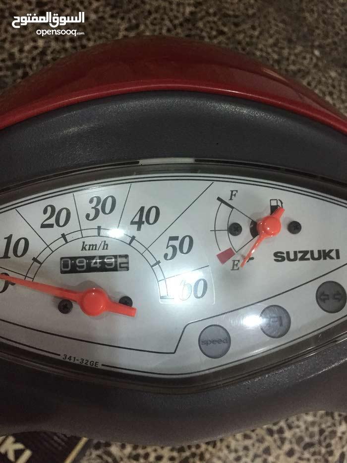 دراجه سوزوكي ليتس فور للبيع
