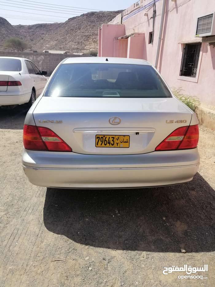 Automatic Lexus 2001 for sale - New - Sur city