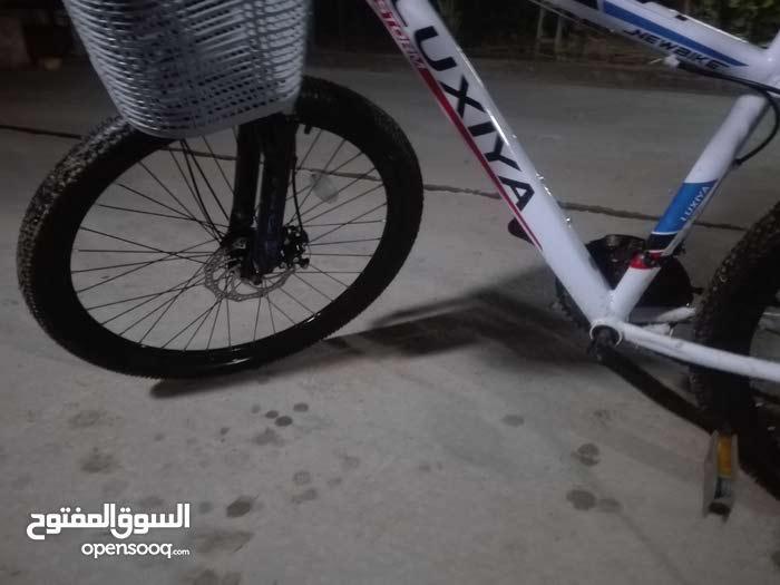 دراجه هوائيه شبه جديده (بايسكل)