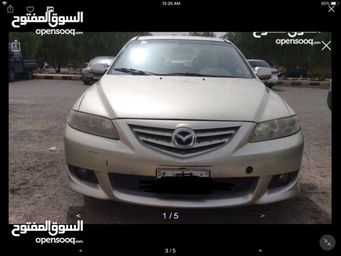 Automatic Mazda 2005 for sale - Used - Amman city