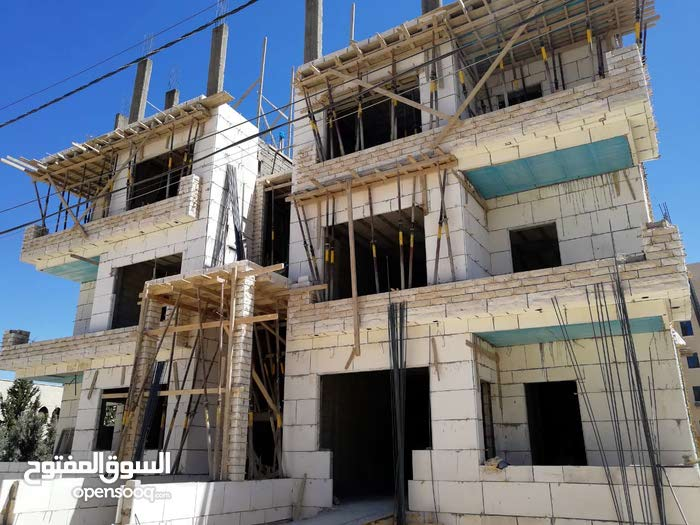 Arjan neighborhood Amman city - 120 sqm apartment for sale