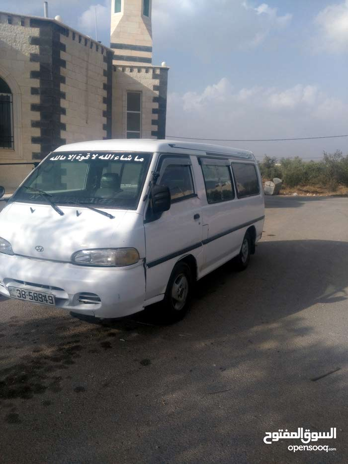 Rent a 1998 Hyundai H100 with best price