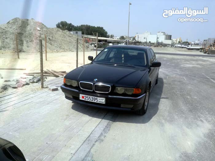 BMW 730 made in 2000 for sale
