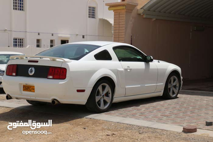 Ford Mustang car for sale 2007 in Amerat city