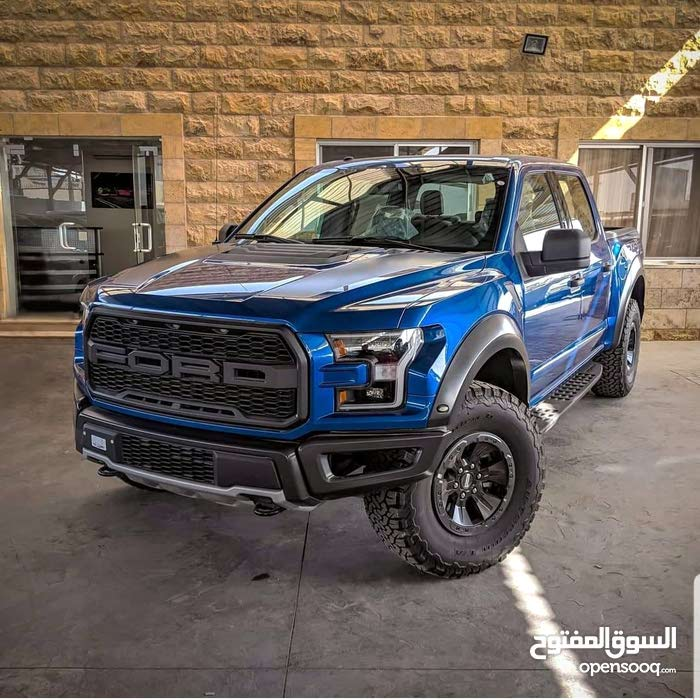 0 km mileage Ford Raptor for sale