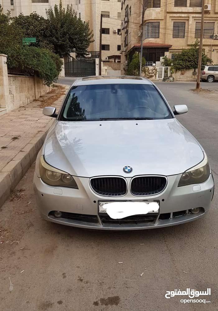 km BMW 525 2006 for sale