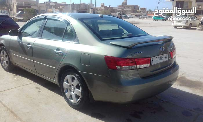 For sale Hyundai Sonata car in Benghazi