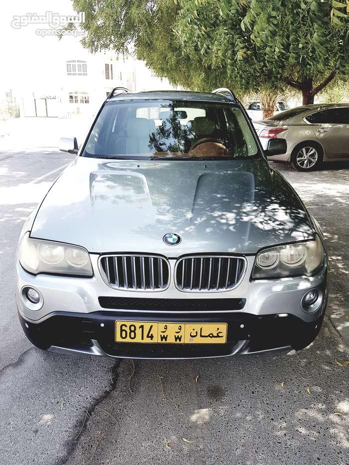+200,000 km BMW X3 2006 for sale