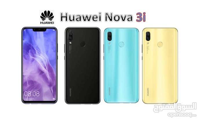 ) 2019 (HUAWEI phone nova (i3)
