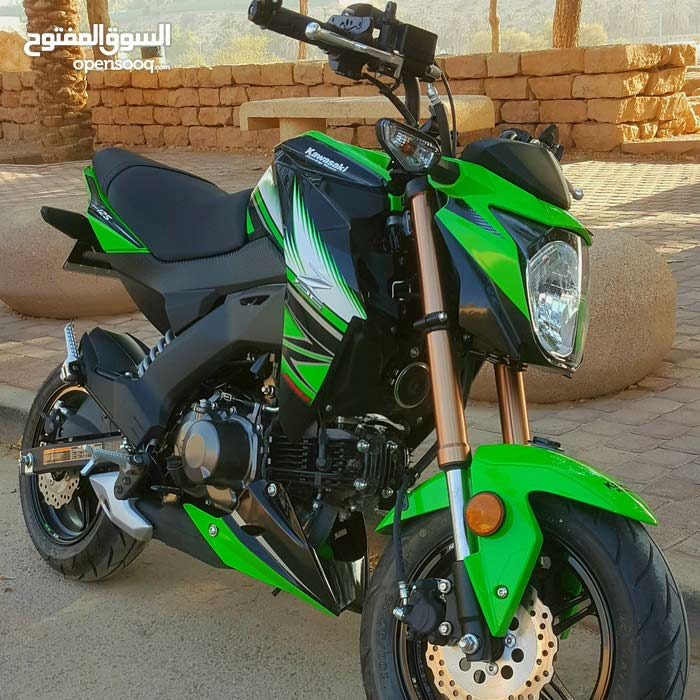 Used Kawasaki of mileage 1 - 9,999 km for sale