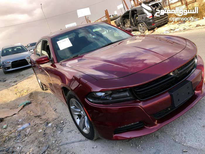 Dodge Charger 2018 For sale - Red color
