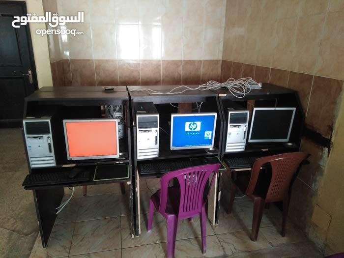 كمبيوترات عداد 7 مع الطولت