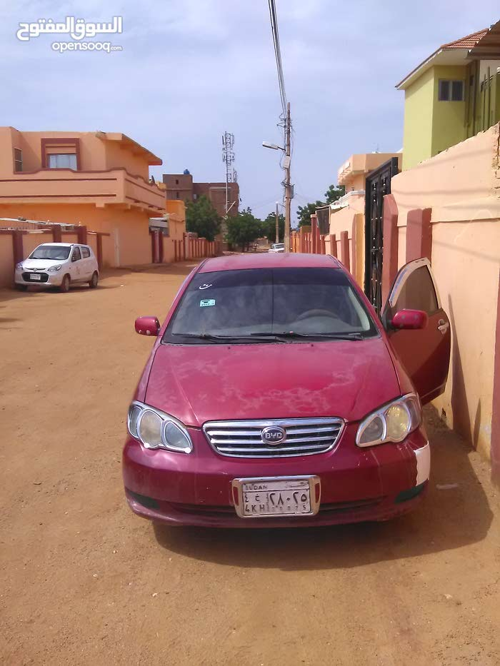 BYD F0 2011 for sale in Khartoum