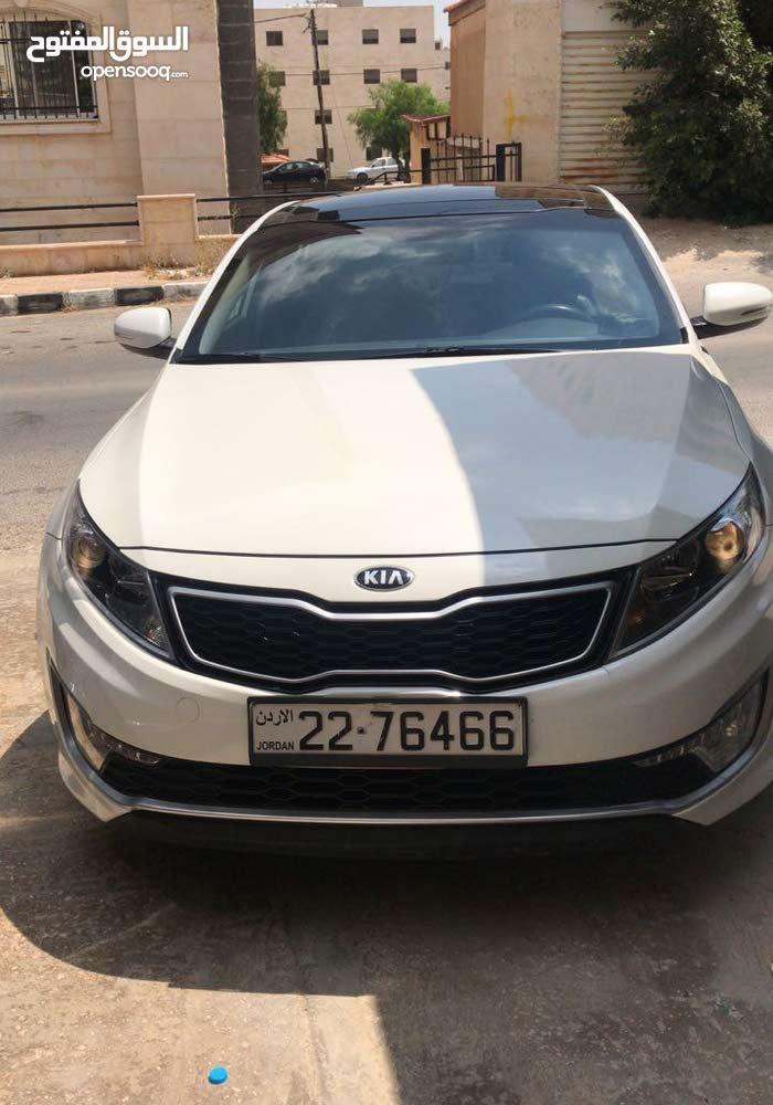 Kia Optima 2013 for sale in Irbid