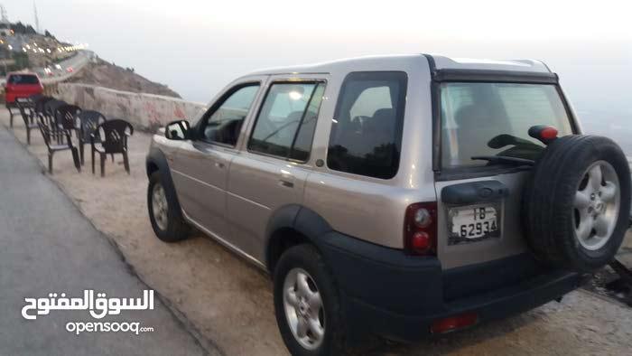 Manual Land Rover Freelander for sale