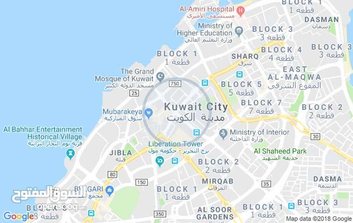 Best price 80 sqm apartment for rent in Kuwait CityBnaid Al-Qar