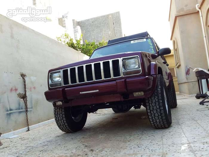 For sale Used Jeep Cherokee