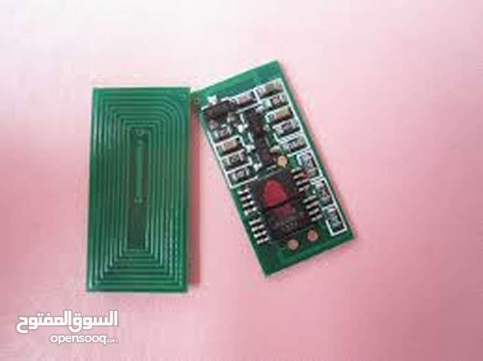 يوجد تشيبات حبر لماكينات تصوير ريكو  chip for MPC 4000