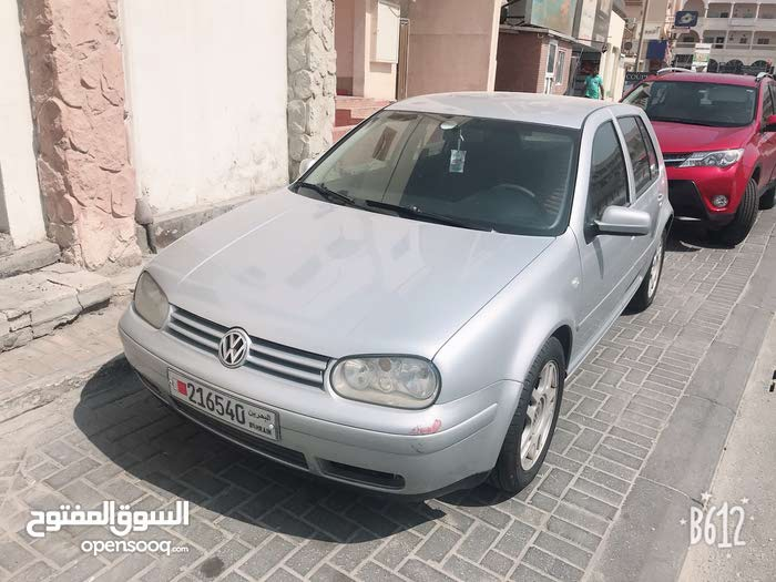 For sale Golf 2003